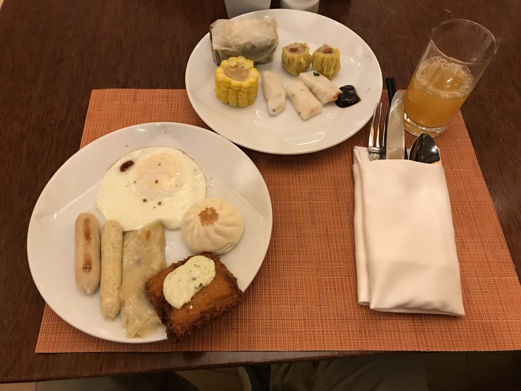 Conrad Macao Cotai Central奧旋自助餐Grand Orbit自助早餐-是日早餐