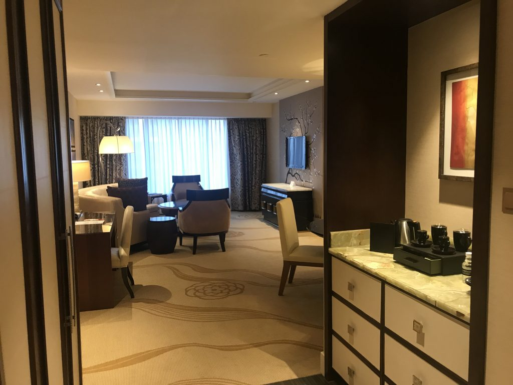 澳門金沙城中心康萊德酒店-Twin Queens Junior Suite