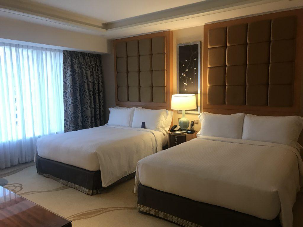 澳門金沙城中心康萊德酒店-雙床睡房
