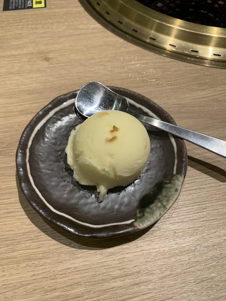 福岡海鷹希爾頓酒店周邊-飯後甜品