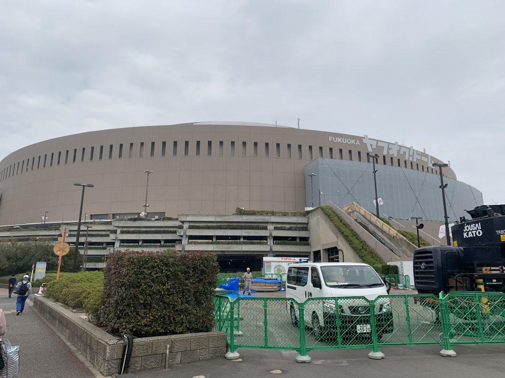 福岡海鷹希爾頓酒店周邊-酒店毗鄰福岡巨蛋