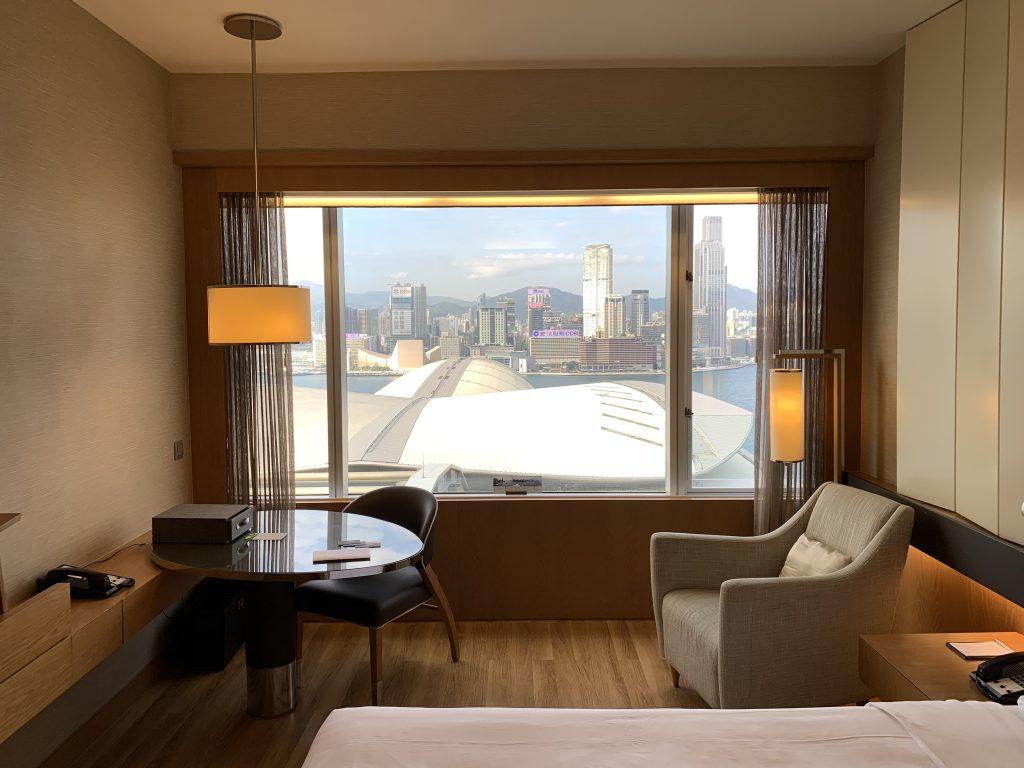 香港萬麗海景酒店-Harbour View Room