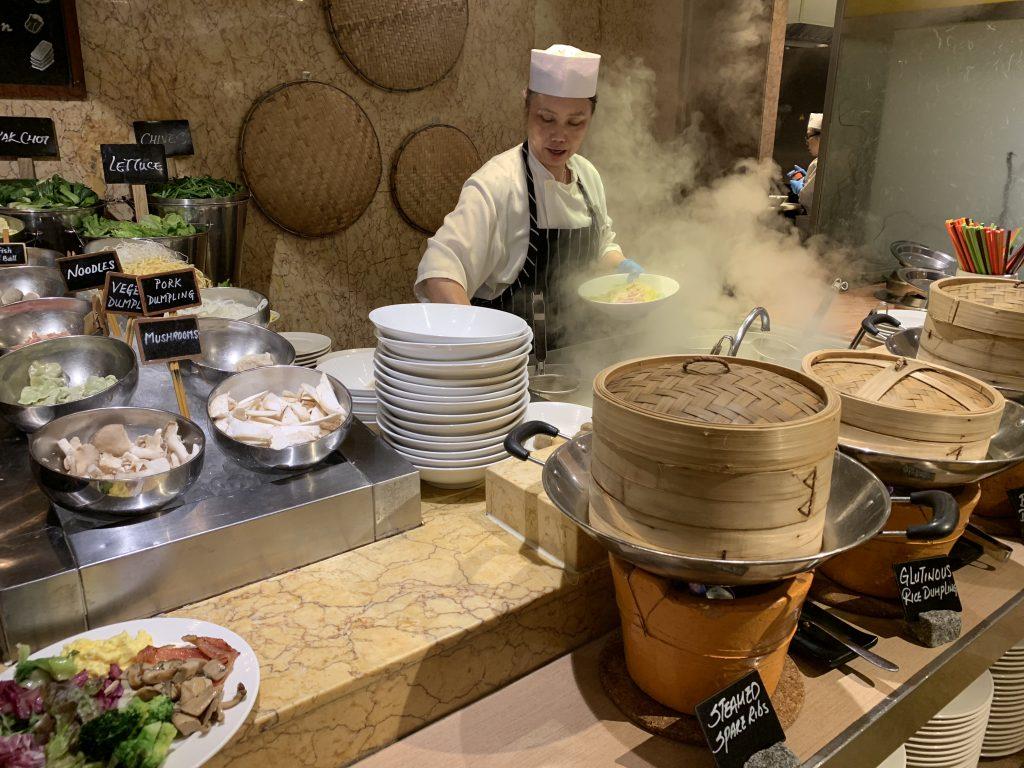 Renaissance Hong Kong Harbour View Hotel萬麗咖啡室Café Renaissance-可即叫即煮各種蛋類料理