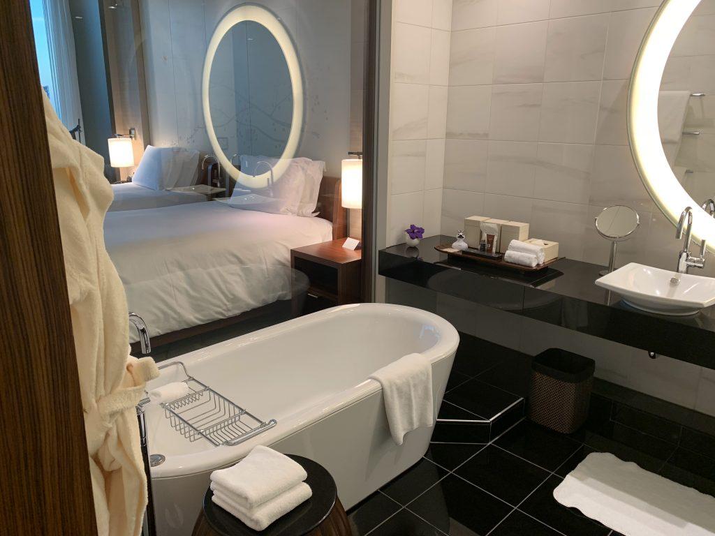 東京康萊德酒店-浴室環境