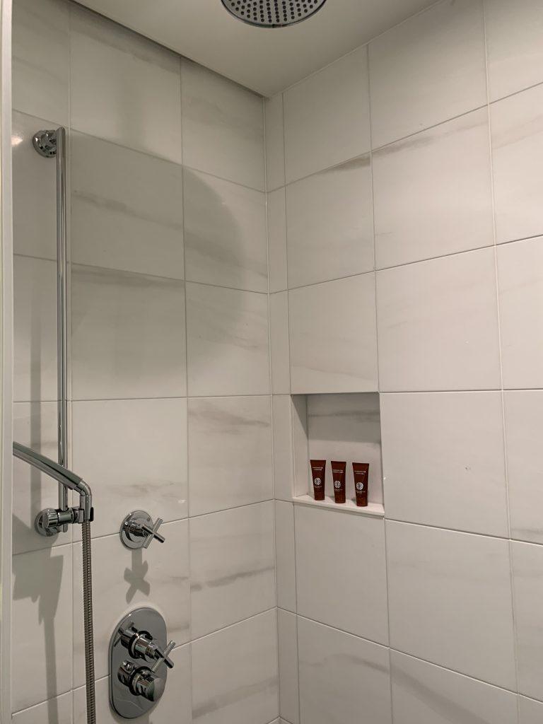 東京康萊德酒店-淋浴間