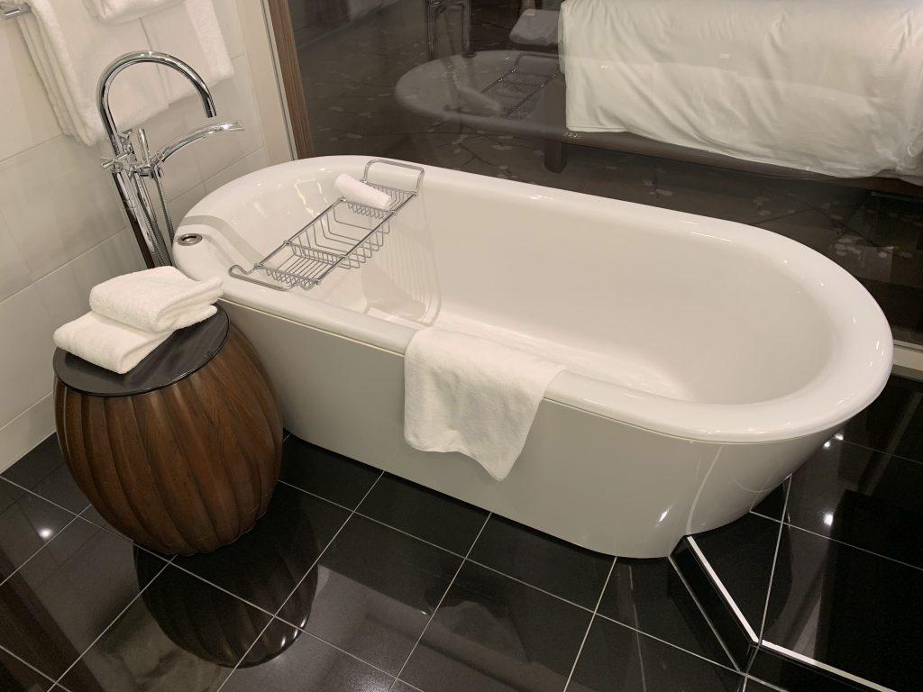 Conrad Tokyo-浴缸