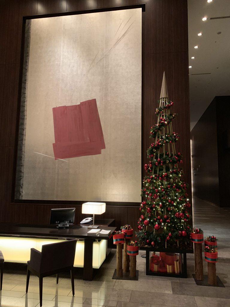 東京康萊德酒店設施-酒店接待處