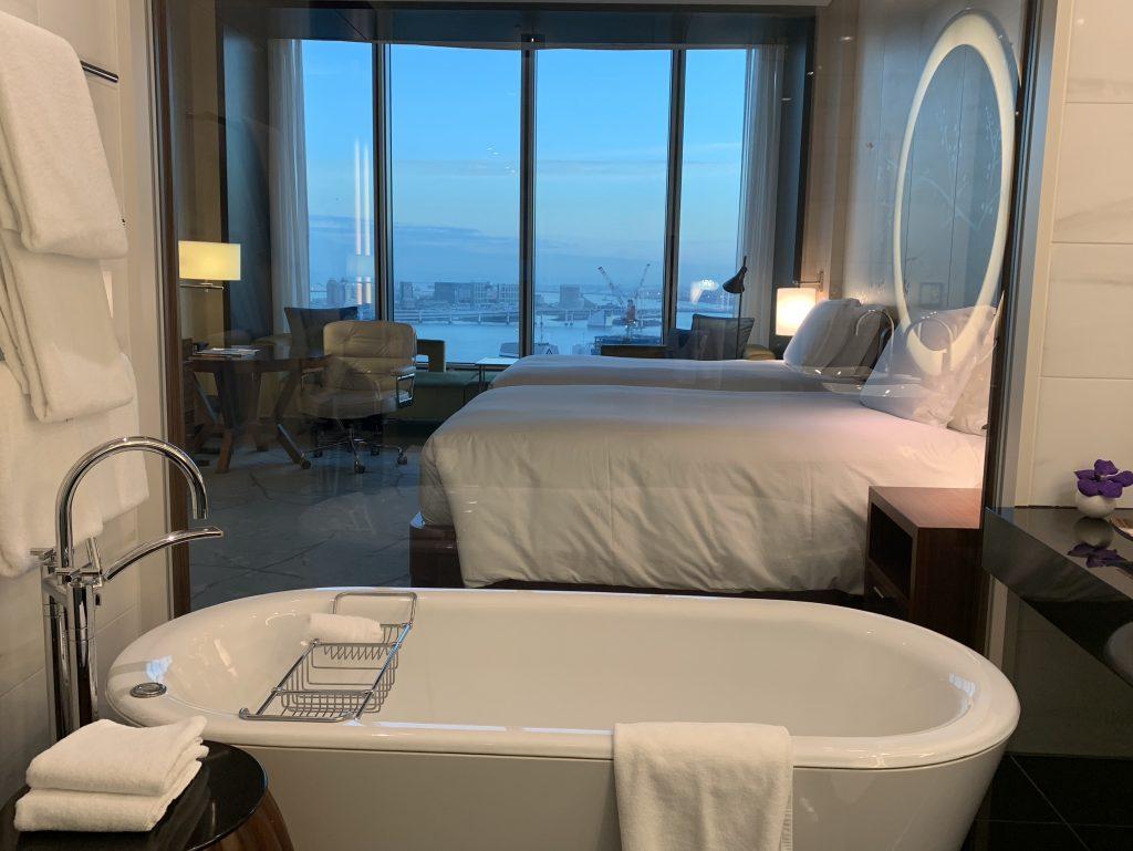 東京康萊德酒店-浴缸