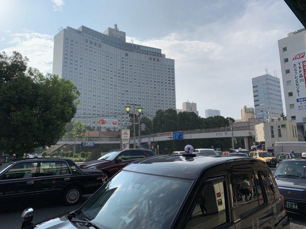 東京櫻花塔高輪皇家王子大酒店傲途格精選交通及周邊-酒店位於品川站京急EX酒店附近