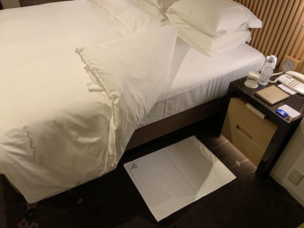 東京櫻花塔高輪皇家王子大酒店(傲途格精選)-酒店設有開夜床服務