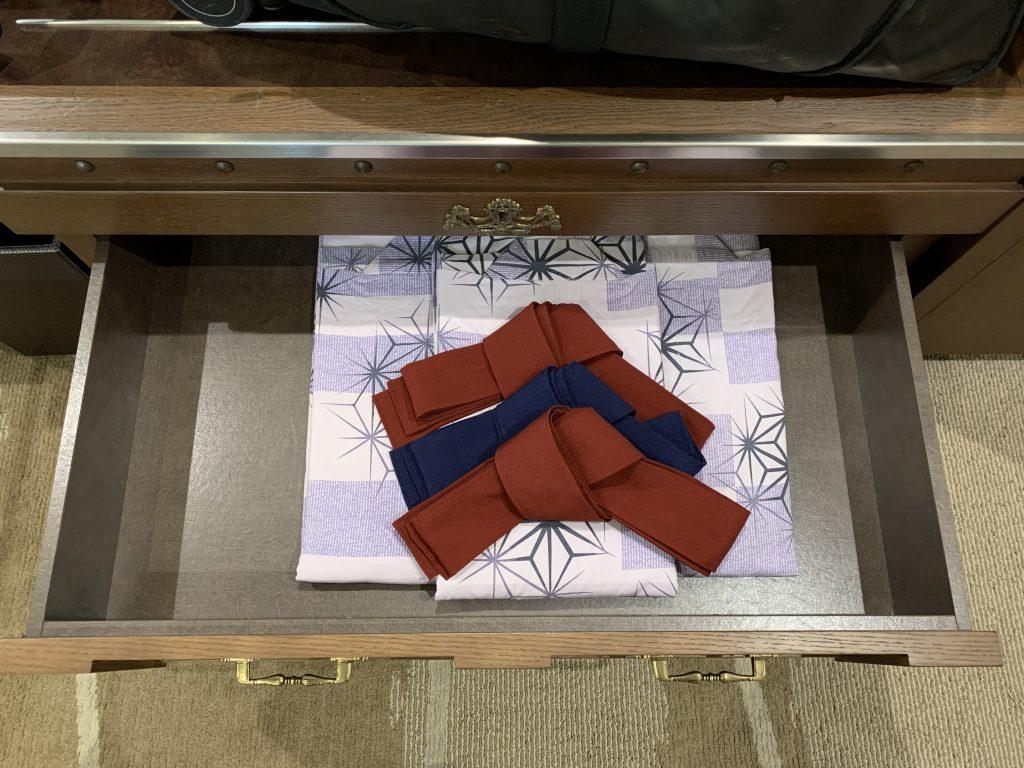 Sheraton Grande Tokyo Bay Hotel-洒店提供日式浴衣