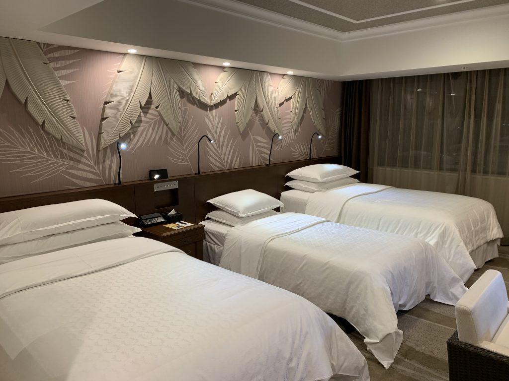 東京灣喜來登大酒店-Park Wing 3 Beds