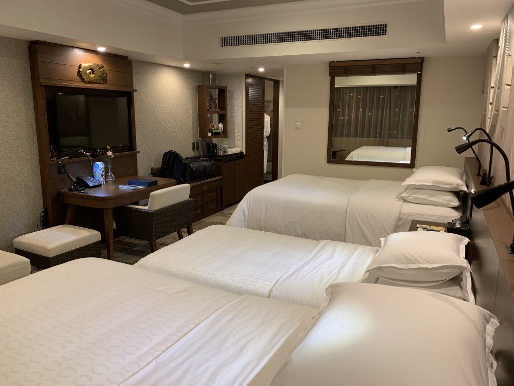 Sheraton Grande Tokyo Bay Hotel-房間全景