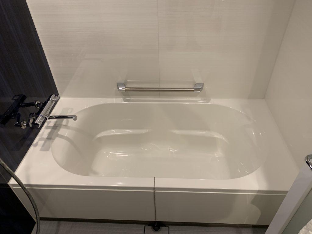 Sheraton Grande Tokyo Bay Hotel-浴室浴缸