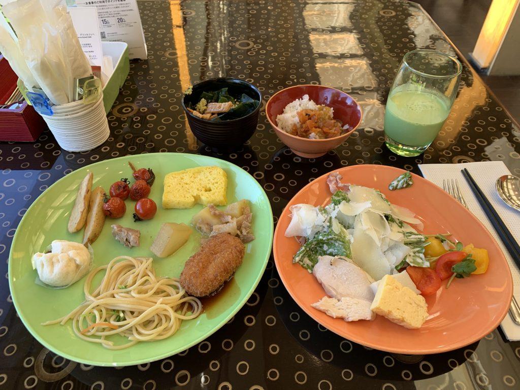 Sheraton Grande Tokyo Bay Hotel Grand Café-是日早餐1