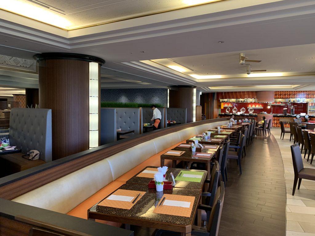 東京灣喜來登大酒店Grand-Café-餐廳環境