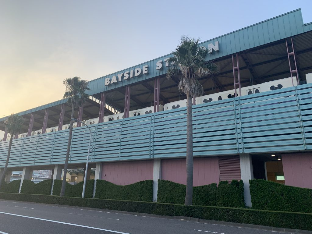 Hilton Tokyo Bay交通及周邊-迪士尼度假區單軌電車海演站