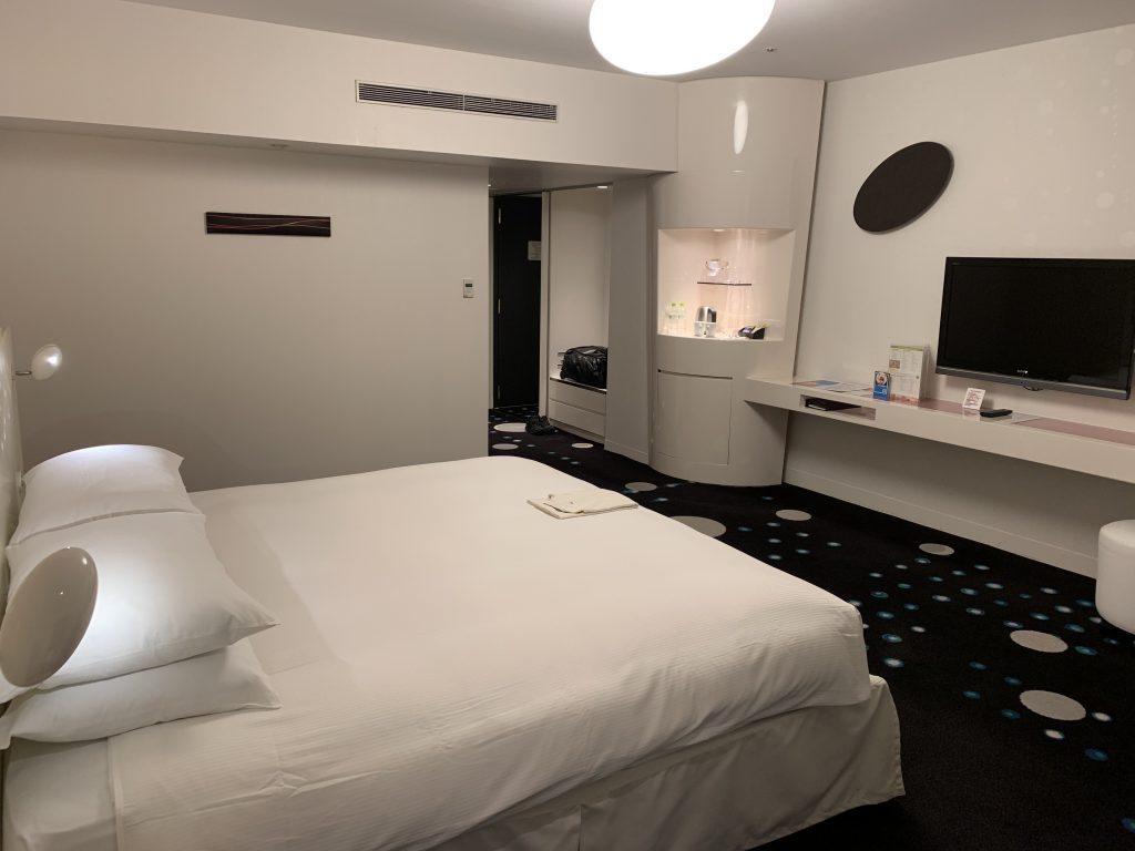 Hilton Tokyo Bay-房間全景