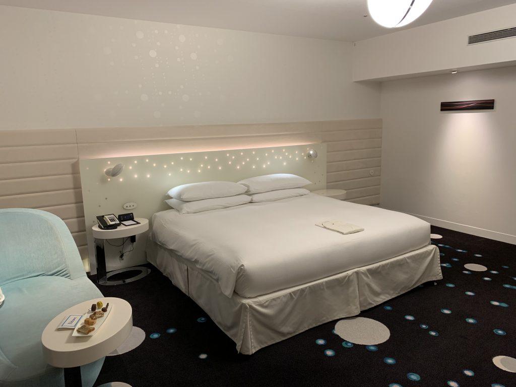 東京灣希爾頓酒店-房間King Size床褥