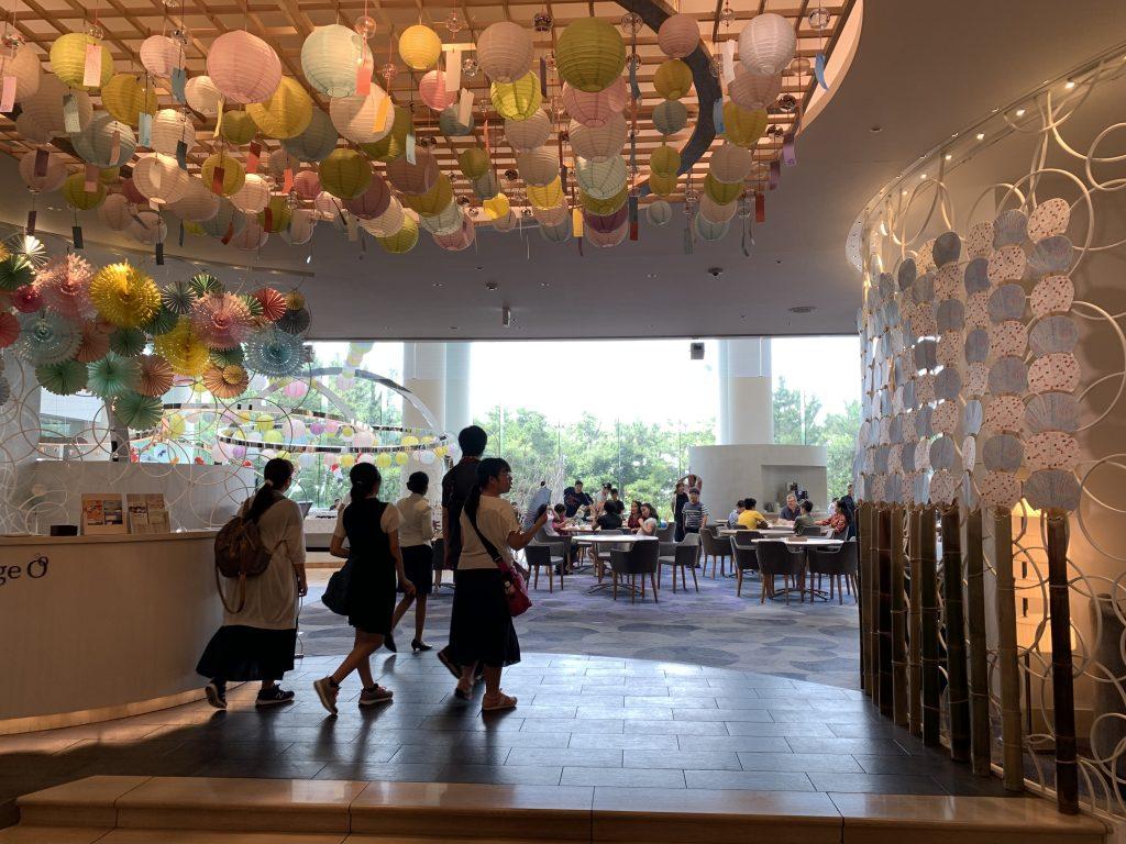 東京灣希爾頓酒店Lounge O-Lounge O入口