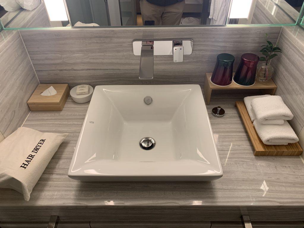 The Prince Gallery Tokyo Kioicho-浴室洗手盆