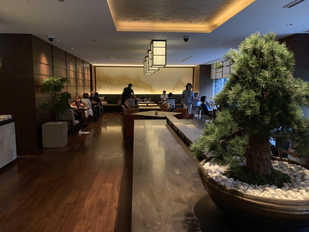 高輪格蘭王子大酒店花雅俱樂部酒廊-Club Lounge環境