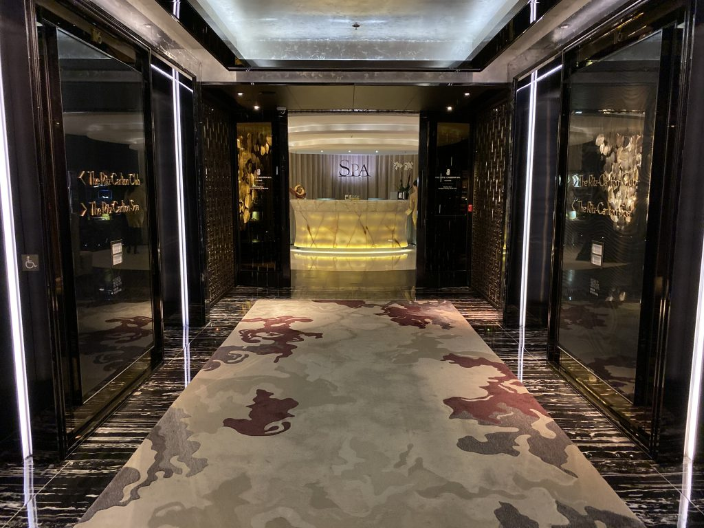 Ritz-Carlton-麗思卡爾頓酒店