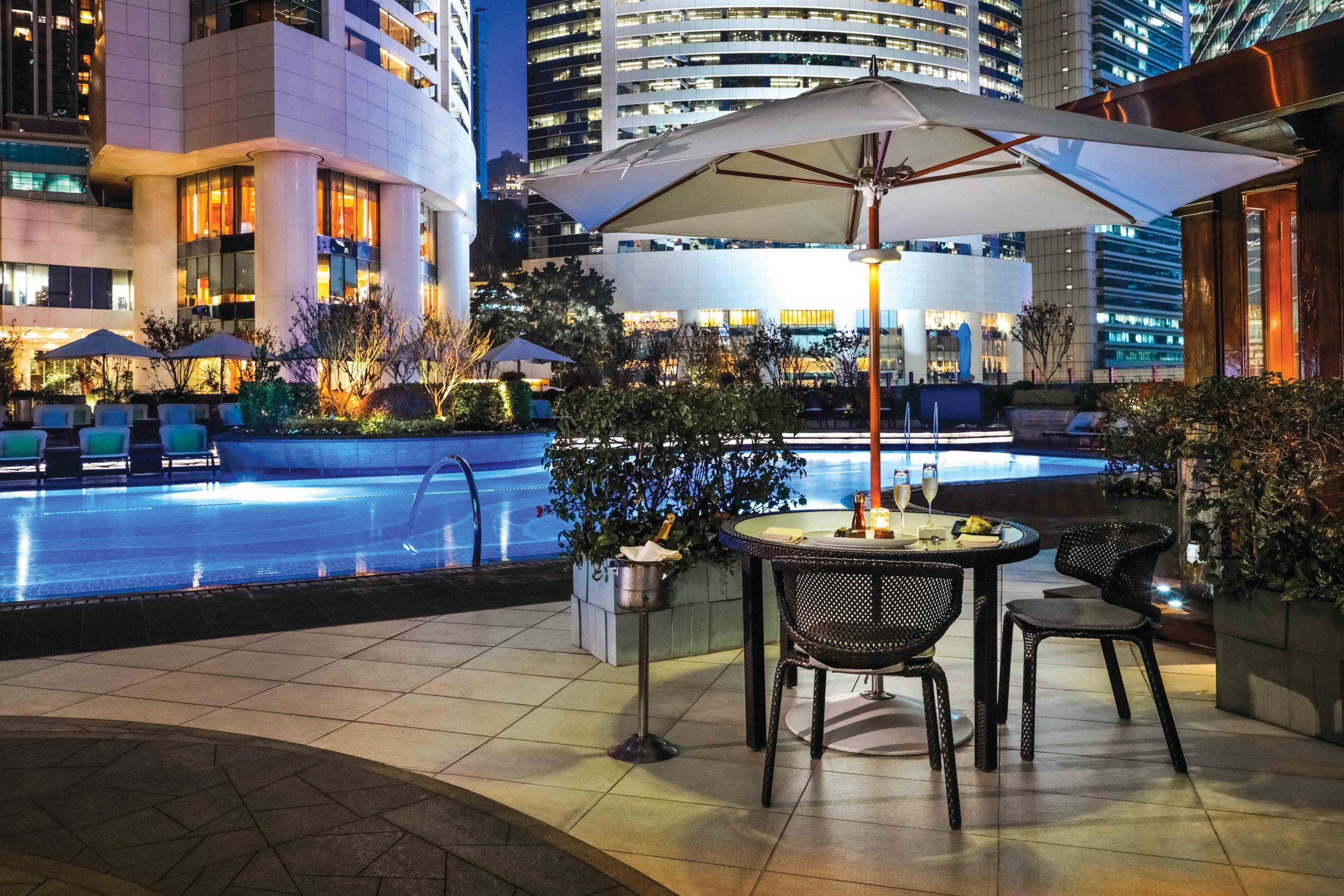 JW Marriott Hotel HK - Fish Bar Dinner