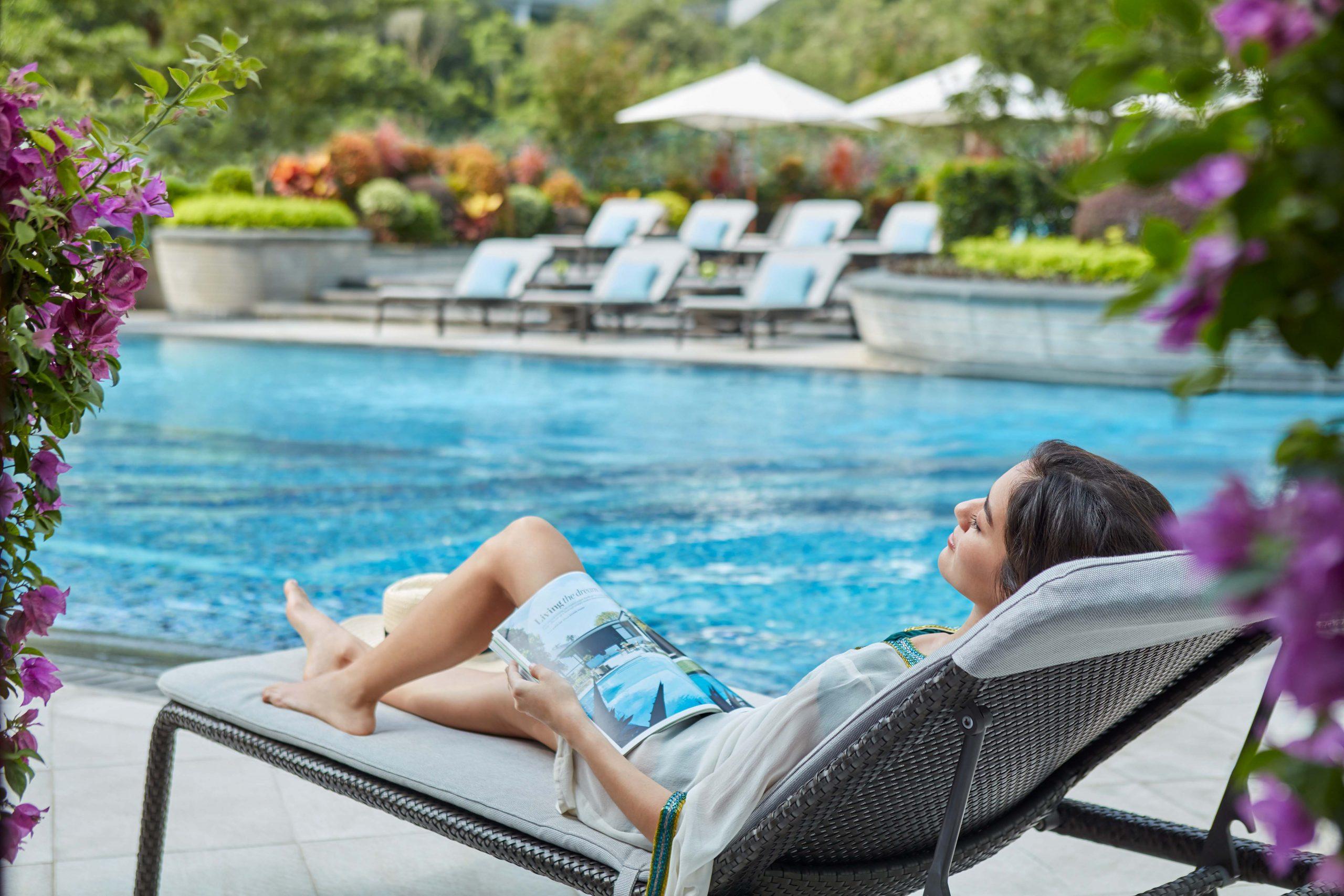 JW Marriott Hotel HK_EXP_Swimming Pool