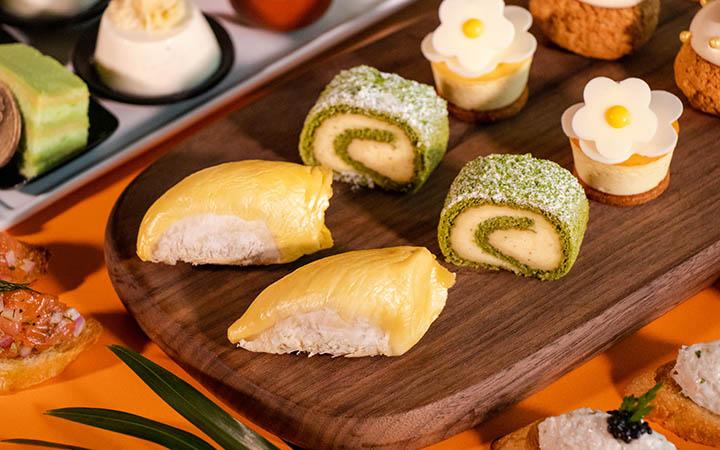 afternoon-tea-下午茶-優惠-Hotel-ICON-durian