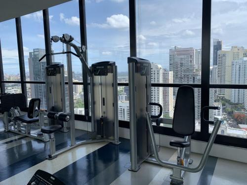 健身室設備