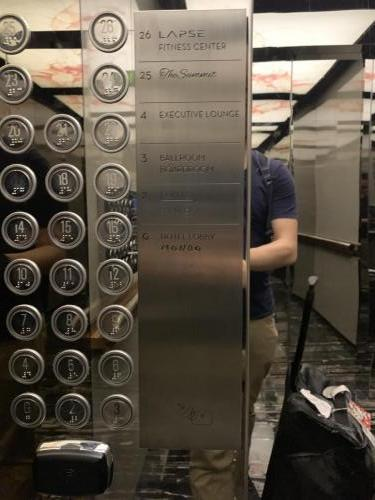 洒店樓高26層