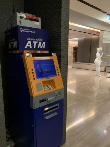 貨幣兌換提款機