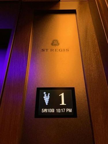 酒店升降機螢幕