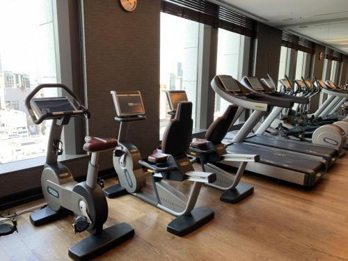 酒店健身中心