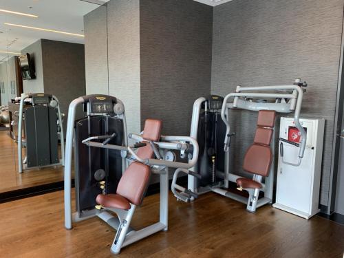 健身中心器材新淨