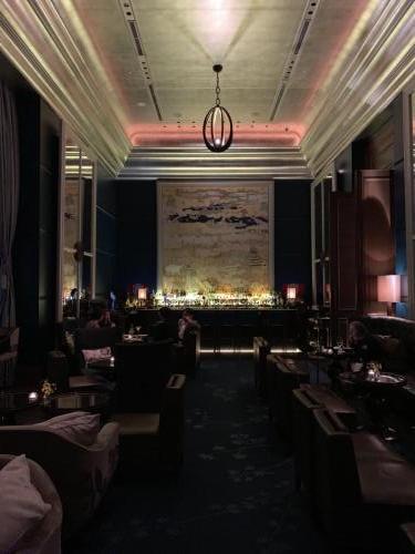 The St. Regis Bar 全景