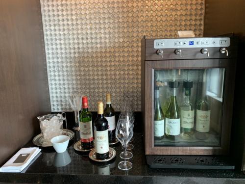 紅酒及香檳