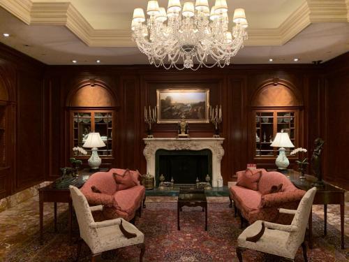 酒店大廳華麗典雅