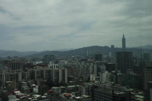 天氣好可以遠眺台北101!