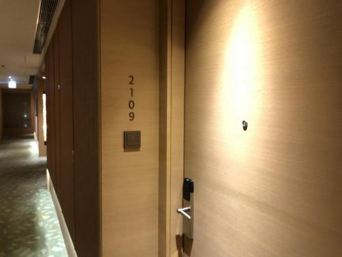 房間_香港沙田萬怡酒店