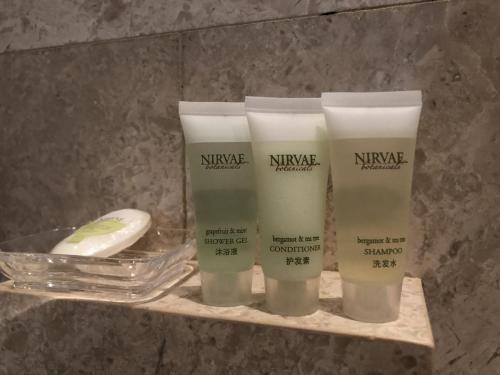 自家品牌Nirvae,味道清香