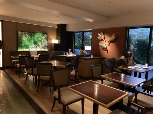Club Lounge同樣充滿日式風情