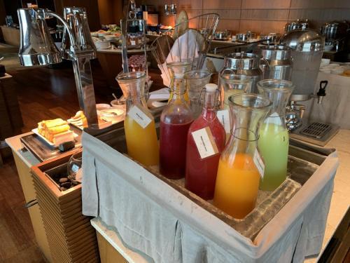 早餐-果汁吧