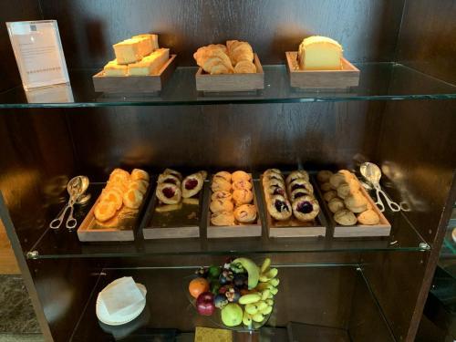 西式早餐-糕點鬆餅