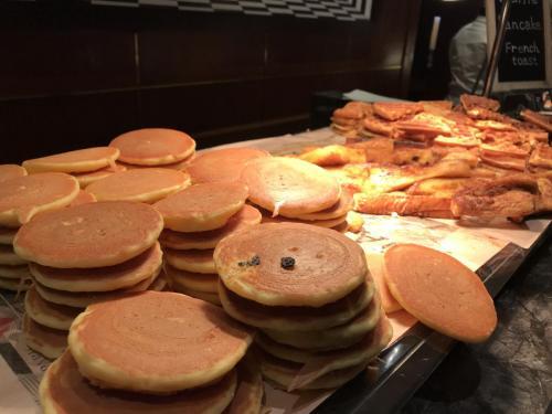 有pancake