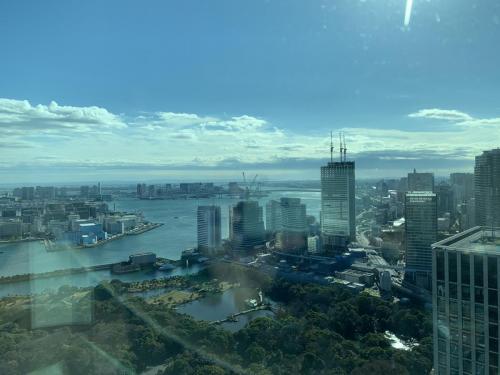 行政酒廊海灣景Bay view
