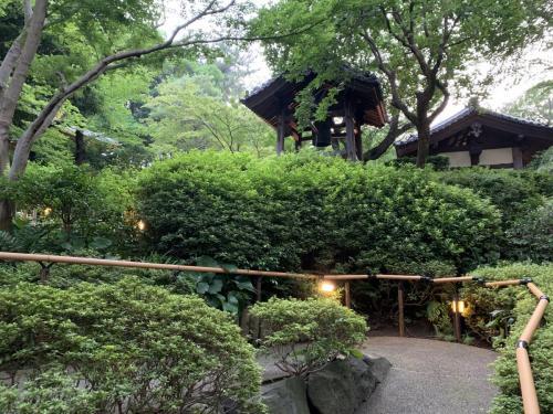 高輪日本庭園步行徑