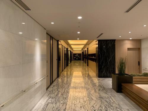 酒店樓層走廊