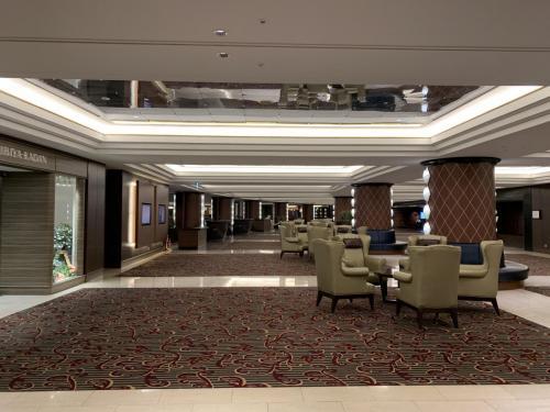 酒店大堂環境